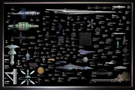 Silk Poster Of Starship Size Comparison Chart 1