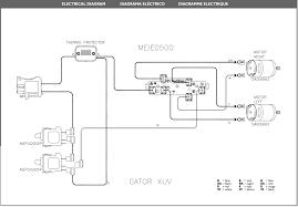gator wiring diagram simple wiring diagram john deere gator electrical schematic wiring library motorguide power gator wiring diagram gator wiring diagram
