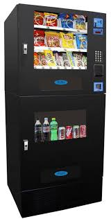 Futura Vending Machine Adorable Trimline II Combo Vending Machine Vending Machines VendReady