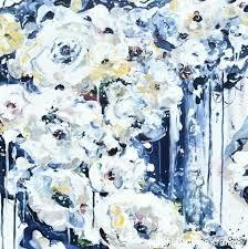 >ceramic flower wall art ceramic flower wall art ceramic flowers wall  ceramic flower wall art wall arts blue flower wall art original art abstract painting modern floral ceramic flower wall art