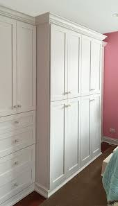 Marvelous Built In Bedroom Cabinets Add Storage When There Is No Closet In Bedroom