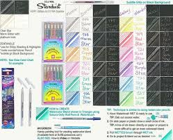 Pens And Markers Gel Ink Pens Gelly Roll Stardust Pens