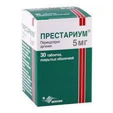 Лекарственное средство <b>Престариум А</b> таб. п/п/о <b>5мг</b> №30 ...