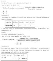 NCERT Solutions For Class 9th Maths Solutions Chapter 15 ...