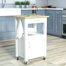 kitchen island cart with seating. White Kitchen Island Carts Red Barrel Studio With Stainless Steel Cart . Seating C