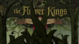 <b>THE FLOWER KINGS</b> - Desolation Road (OFFICIAL LYRIC VIDEO ...