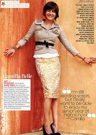 Teen vogue camilla belle article