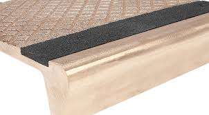 exterior stair treads and nosings. abrasive cast metal exterior stair treads and nosings