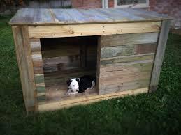easy dog house plans. Diy Pallet Dog House Easy Plans