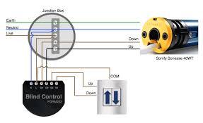 fibaro roller shutter 2 z wave controller zinteldo roller shutter key switch wiring diagram somfy_40wt_wiring