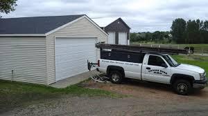 broken garage doorGarage Door Services  Prior Lake MN  Garage Door Man
