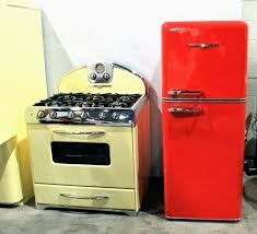 vintage looking refrigerator awesome vintage style appliances new vintage looking kitchen appliances