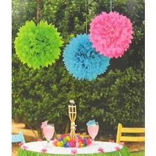 Decorative Balls Hobby Lobby Blue Pink Lime Tissue Pom Poms 60 Hobby Lobby 60 8