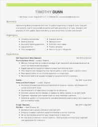 Skills Resume Samples Elegant Resume Sample Nz New Cv Services New