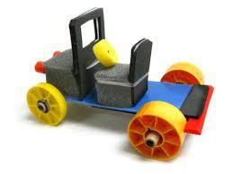 Build a Race Car with Scraps! | Toy trucks, Scrap, Wooden toy car