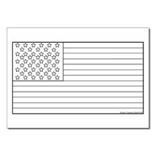Small Picture United States of America Flag Coloring Sheet Culture Class