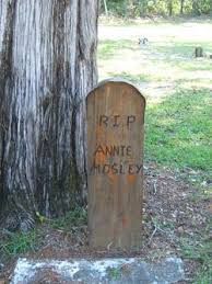 Annie Mosley - Find A Grave Memorial