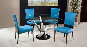 elite crystal 48 round dining table 394rnd 48