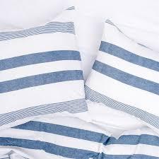 noland stripe duvet cover