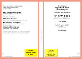 book template pdf