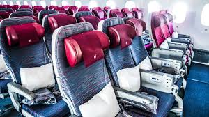 Seat Review Qatar Airways Economy Class Aboard The Boeing 787 Dreamliner