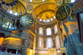the hagia sophia in istanbul turkey is not to be missed