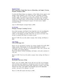 Resume Samples Experienced Professionals Free Download Sample Best