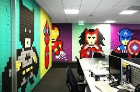 nerdy office decor. Unique Nerdy Geek Desk Accessories Office Decor 8 Bit Fashion R  Designs   With Nerdy Office Decor