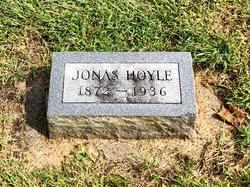 Jonas Albert Hoyle (1872-1936) - Find A Grave Memorial