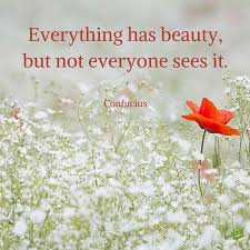 Everything Has Beauty Quotes Best Of Eastern Wisdom Words To Remember Pinterest Confucius Quotes