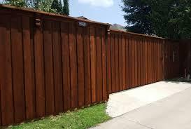 wood fence driveway gate. Plain Fence Automatic Driveway Gate With Wood Fence A