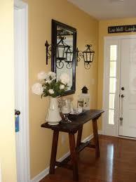 Small Entryway Decorating Small Foyer Artenzo