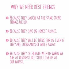 Quotes About Best Friends Fascinating Awesome Best Friend Quotes To Share With A Friend Skip To My Lou