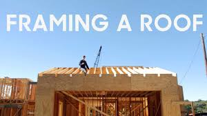 roof framing hand cut rafters vs trusses