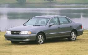 1999 Toyota Avalon - Information and photos - ZombieDrive