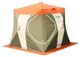 <b>Палатка Митек Нельма</b> Куб-2 — купить по выгодной цене на ...