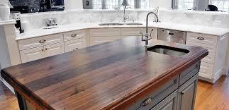 beech wood rustic concrete countertops
