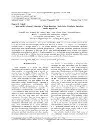 Xenon Lamp Spectrum Download Scientific Diagram