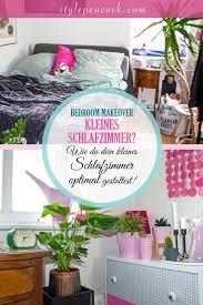 Bedroom Makeover Kleines Schlafzimmer Optimal Nutzen