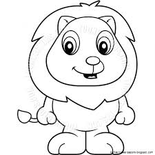 baby lion clipart black and white. Brilliant Clipart View Original Size Baby Tiger Clipart Black And White Panda  On Lion N