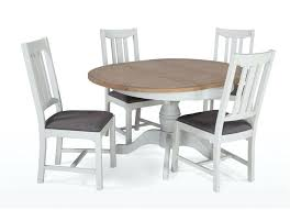 grey round kitchen table and chairs grey wooden kitchen table and chairs image design
