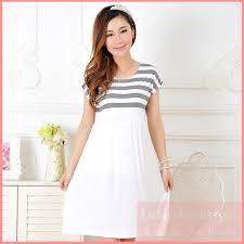 Maternity Dress Patterns Mesmerizing Maternity Dress Casual Cotton Summer Dress Maternity Wear Plus Size