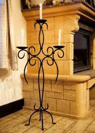 candle holder artus 100cm metal 21216 chandelier candelabra metal