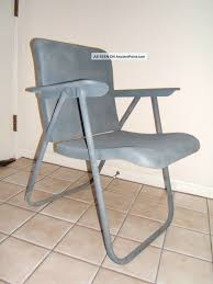 new folding metal chairs offer greater support and capacity without added weight