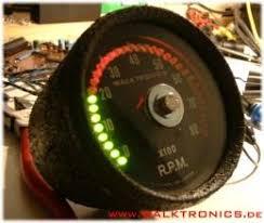 picmicro led tachometer circuit electronics projects circuits picmicro led tachometer circuit led takometre pic16f874 picmicro led tachometer circuit dijital hiz gostergesi takometre