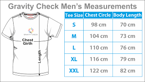Polo T Shirt Size Chart Omnium Polo Shirt