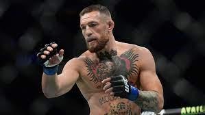 Conor McGregor in UFC ...