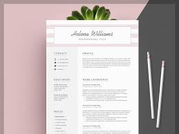 Word Cover Letters Word Resume Cover Letter Template By Resume Templates On