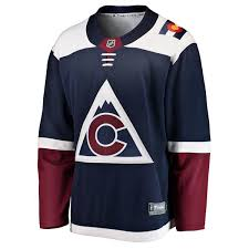 This jersey is exactly what i was looking for. Jersey Colorado Avalanche J4008t Xl