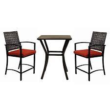 Furniture Wonderful Lowes Bistro Set For Patio Furniture Idea